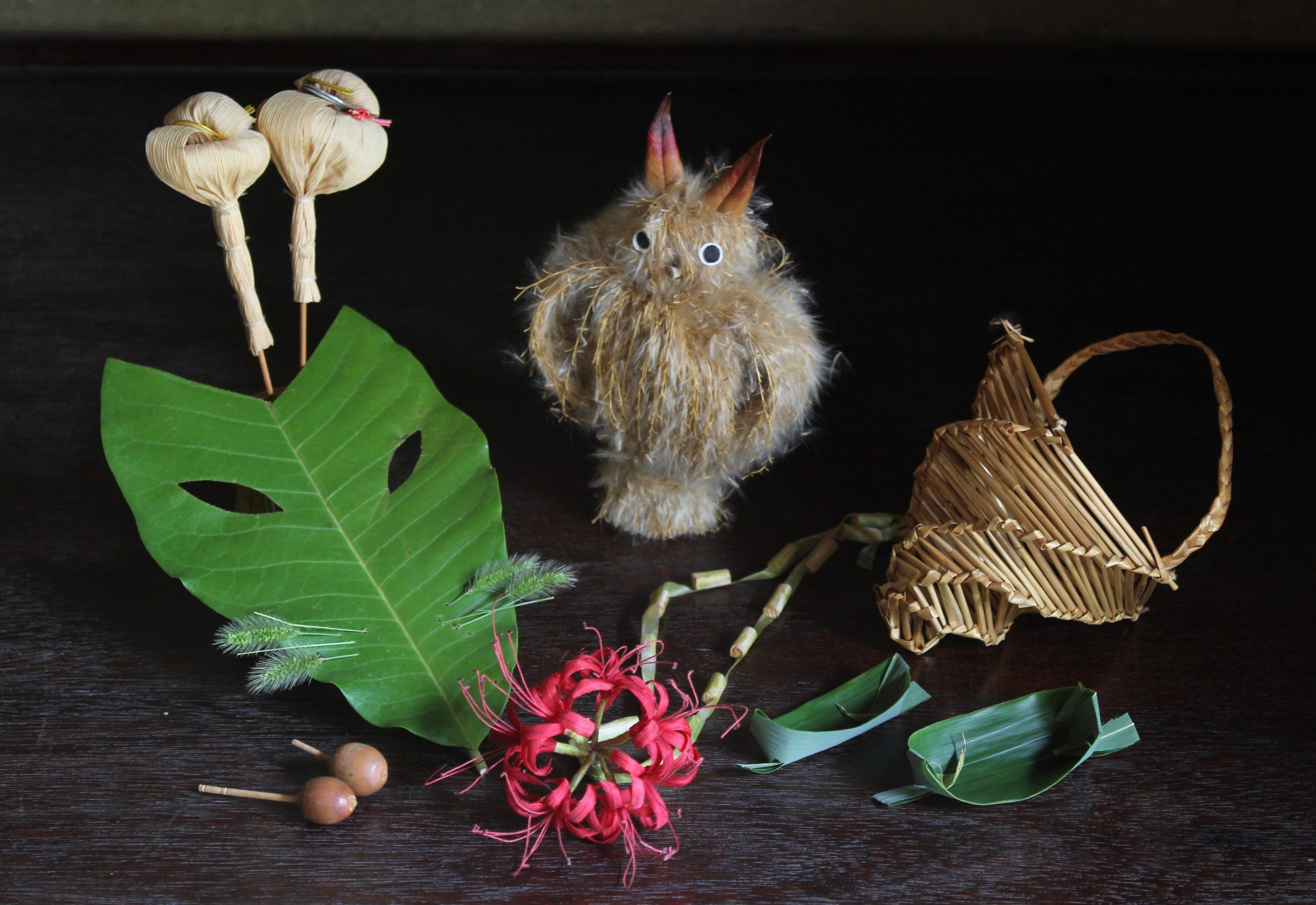 4.自然玩具