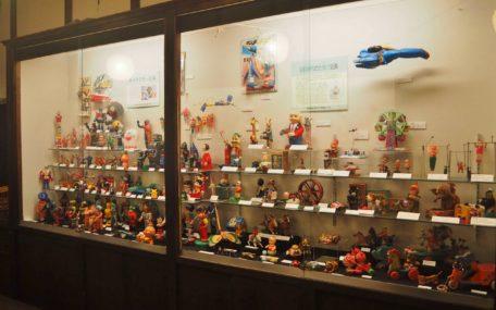 日本の近代玩具と駄菓子屋玩具の画像