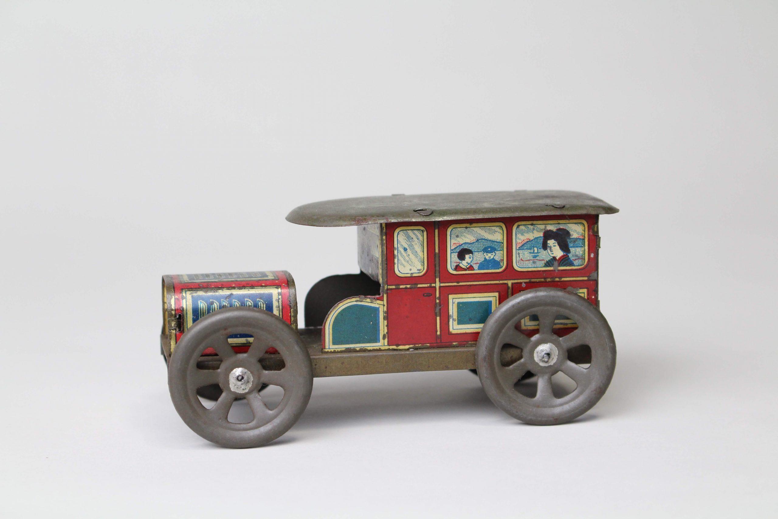明治の流行玩具