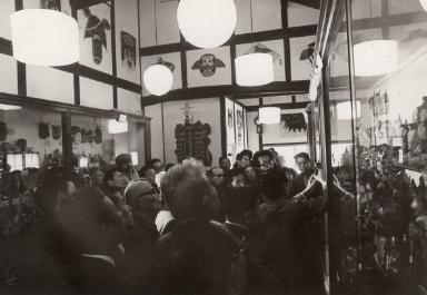 オープン時の展示館