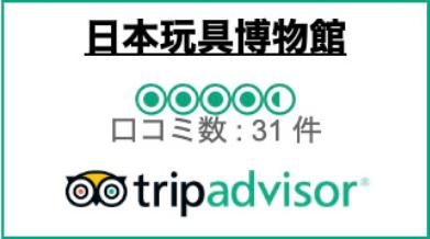日本玩具博物館・tripadvisorページ