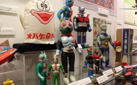 「日本の近代玩具のあゆみ・Ⅱ~昭和・平成~」の画像