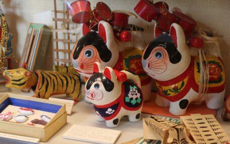 「日本の郷土玩具」の画像