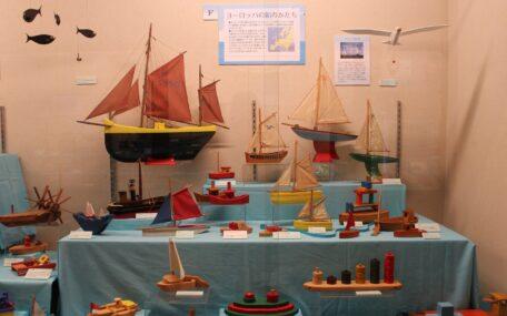 「世界の船の造形」の画像