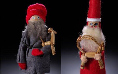 「世界のクリスマス~北欧のクリスマス飾りを中心に~」の画像